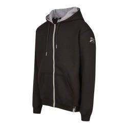 Phoenix PX Zip Hoodie Junior Black Grey