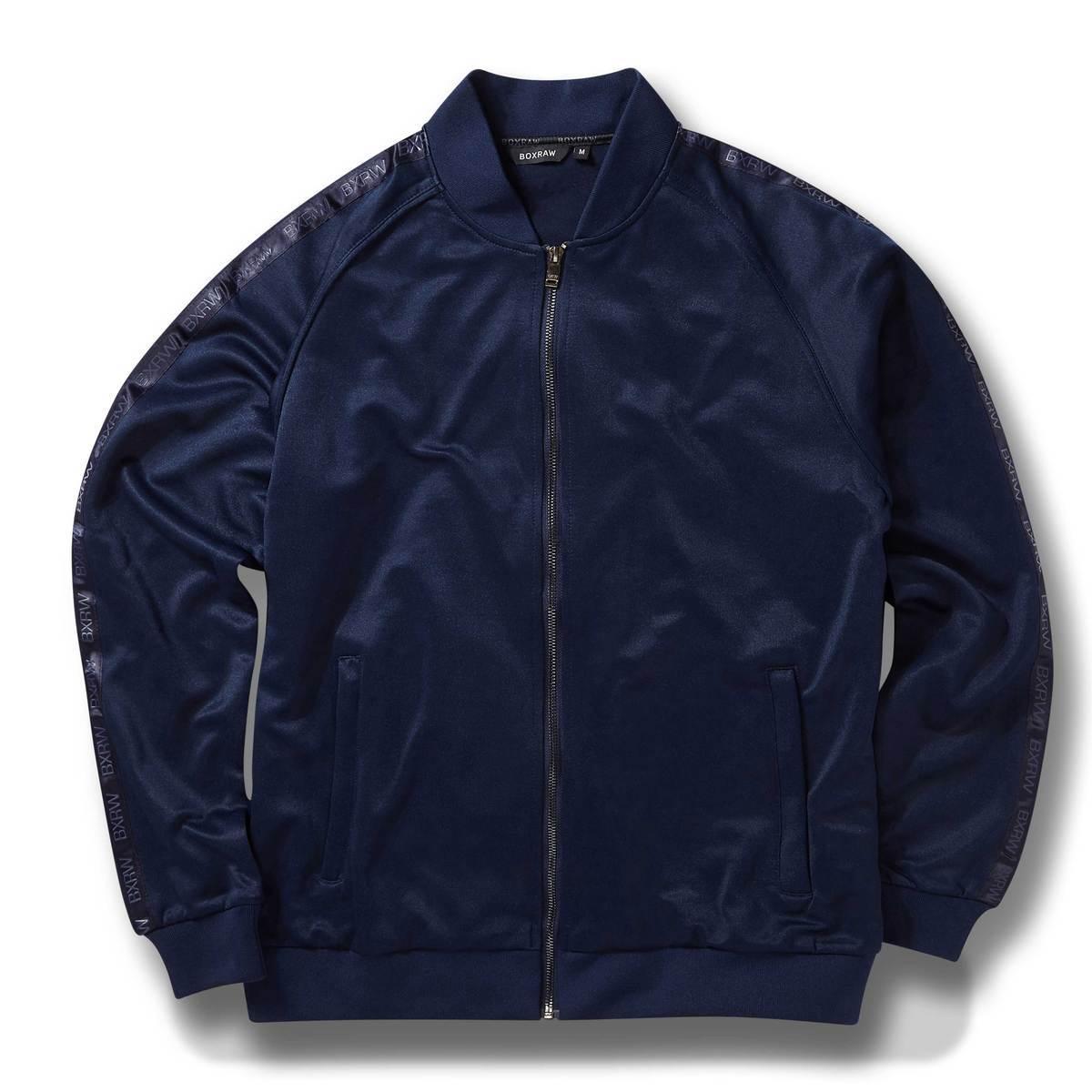 BOXRAW WHITAKER Jacke Navy Blau