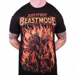 Abverkauf Justyfight Beastmode T-Shirt