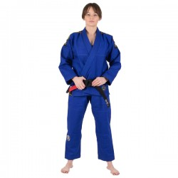 Tatami Ladies Nova Absolute BJJ Gi Blue