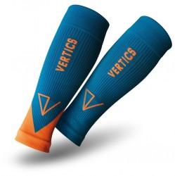 Vertics Sleeves Unterarm Kompressionsstulpen Petrol Orange