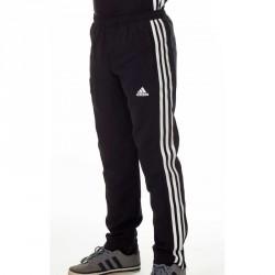 Abverkauf Adidas T16 Team Hose Kids Schwarz Weiss AJ5310