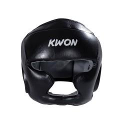 Kwon Fight Plus Kopfschutz Leder