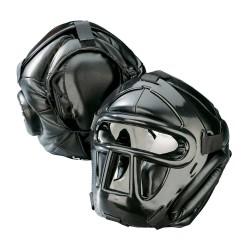 Kwon Black Line Kopfschutz mit  Top Pad