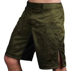 Hayabusa Hexagon Fight Shorts Green