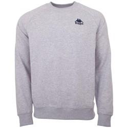 Abverkauf Kappa Taule RN Sweatshirt Grey Melange