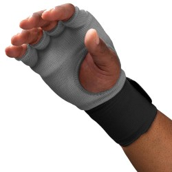 Hayabusa Quick Gel Handwraps Grey