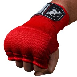 Hayabusa Quick Gel Handwraps Red