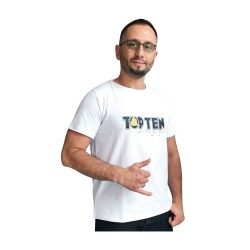 Top Ten BJJ Hang Loose T-Shirt