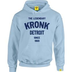 Kronk Legendary Detroit Since 69 Hoodie Light Blue