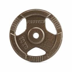 PROTEUS Gewichtscheibe 30mm 10kg