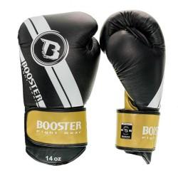 Booster BGL V3 New Boxhandschuhe Gold Black Leder