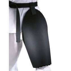 Kwon Low Kick Oberschenkel Hüftschutz