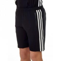 Adidas T16 Climacool Woven Short Kids Schwarz Weiss AJ5285