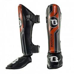 Booster BSG V9 Shinguard Black Red