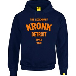 Kronk Legendary Detroit Since 69 Hoodie Navy