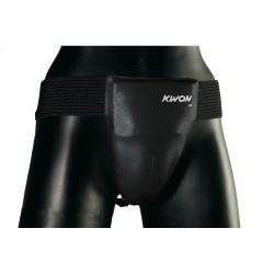 Kwon Traditional Tiefschutz schwarz