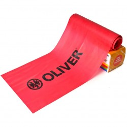 Oliver Body Band 5.5m rot Mittel
