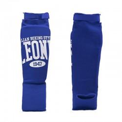 Leone 1947 Schienbeinschutz Comfort blau