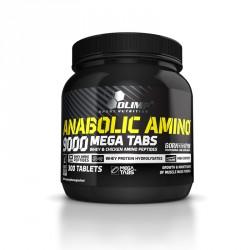 Olimp Anabolic Amino 9000 Mega Tabs 300Tabl.