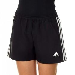 Adidas T16 Climacool Woven Short Damen Schwarz Weiss AJ5289