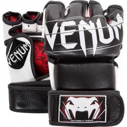 Venum Undisputed 2.0 MMA Gloves Black