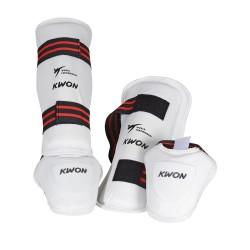 Kwon Evolution WT Schienbein Spannschutz Set