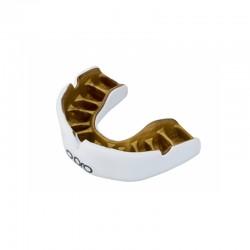 OPRO Zahnschutz PowerFit weiss gold