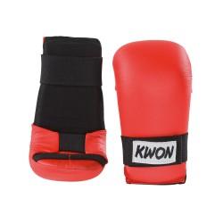 Kwon Ladro Handschützer rot