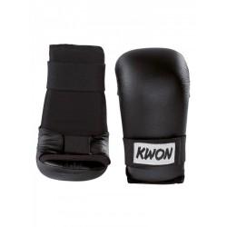 Kwon Ladro Handschützer schwarz