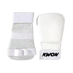 Kwon Competition Karate Handschützer weiss