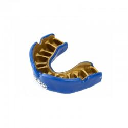 OPRO Zahnschutz PowerFit dunkelblau gold