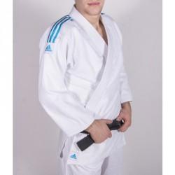 Adidas J690 Quest Judo Gi Weiss