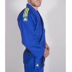Adidas J690 Quest Judo Gi Blau