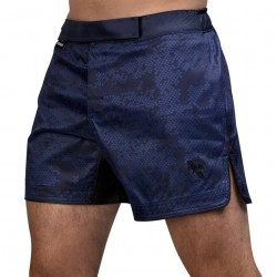 Hayabusa Hex Mid Length Fightshorts Navy