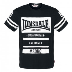 Abverkauf Lonsdale Kielder Herren T-Shirt