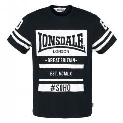 Lonsdale Kielder Herren T-Shirt