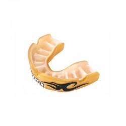 OPRO Zahnschutz PowerFit Bling urban gold weiss