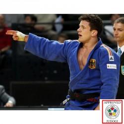 Adidas Champion II IJF Germany Judo Gi Blau