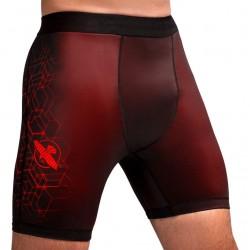 Hayabusa Geo Vale Tudo Shorts Red