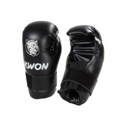Kwon Anatomic Tiger Handschutz Kids schwarz