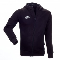 ju- Sports Teamwear Element Core Zip Hoodie Schwarz