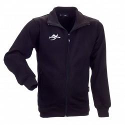 ju- Sports Teamwear Element Core Zip Sweat Jacke Schwarz
