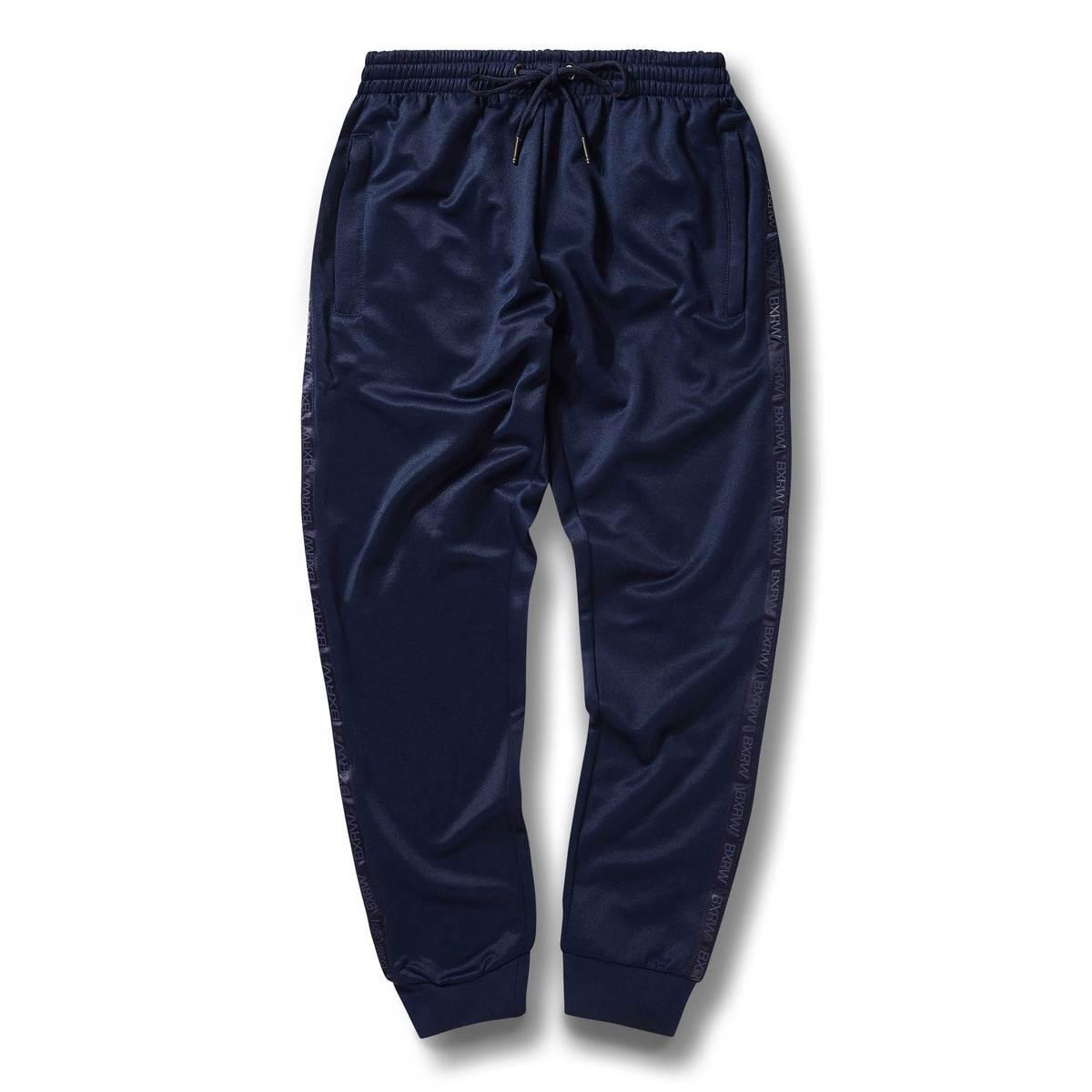 BOXRAW WHITAKER Hose Navy Blau