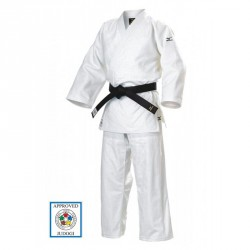 Mizuno Yusho Judo Gi IJF Weiss Junior