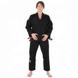 Tatami Ladies Nova Absolute BJJ Gi Black