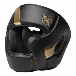 Hayabusa T3 Kopfschutz Black Gold