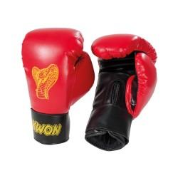 Kwon Kids Cobra 6oz Boxhandschuhe rot