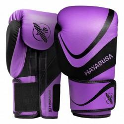 Hayabusa H5 Boxhandschuhe Purple Black