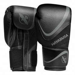 Hayabusa H5 Boxhandschuhe Black Grey